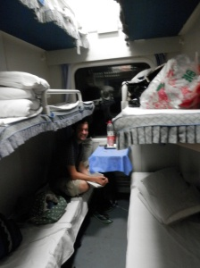 Hard sleeper train