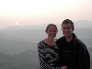 Sunrise at Dazhai