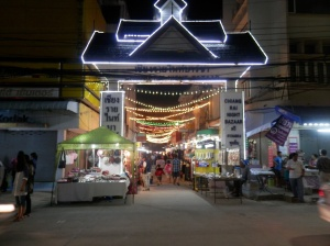 Chiang Rai Night Bazar