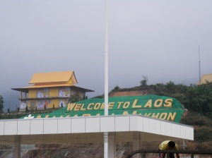 Welcome to Laos