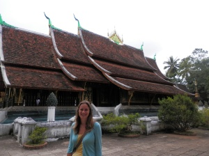 Luang Prabang, a lot of temples