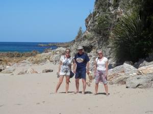 Tairua beach