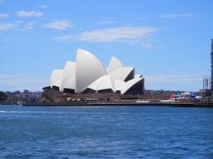 Bye bye Sydney