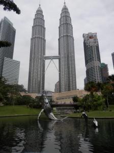 The Petronus Towers