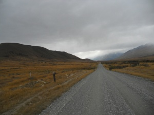 New Zealand roads...