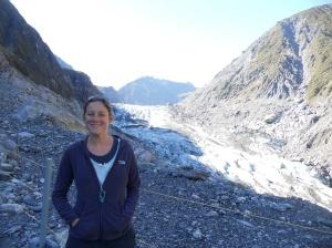Foxy Glacier