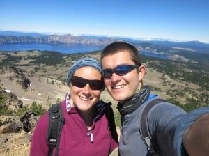Crater Lake...