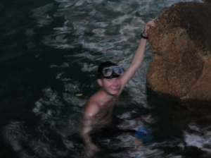 Lack of underwater camera... Annoying