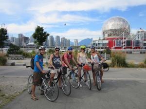 The biker gang